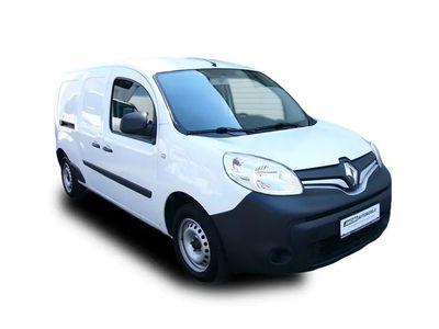 gebraucht Renault Kangoo Maxi 110 dci Klima Navi R-Link 6 Gang