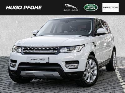 gebraucht Land Rover Range Rover Sport HSE TDV6 190 kW