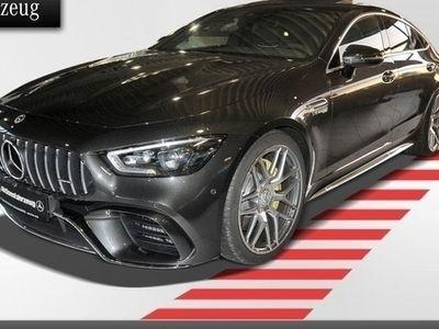 gebraucht Mercedes AMG GT 63 S 4MATIC+ Burmester-High-End Standhzg.