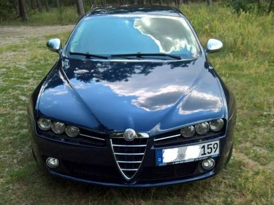 gebraucht Alfa Romeo 159 Kombi3.2 260PS in TOP Zustand