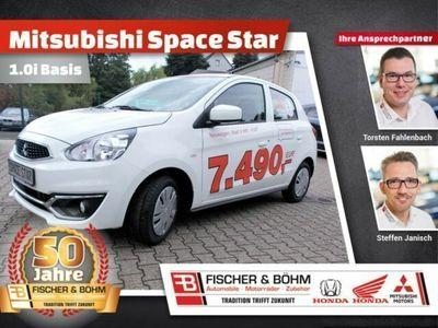 gebraucht Mitsubishi Space Star 1.0 BASIS 1.0 mit Radio und Metallic