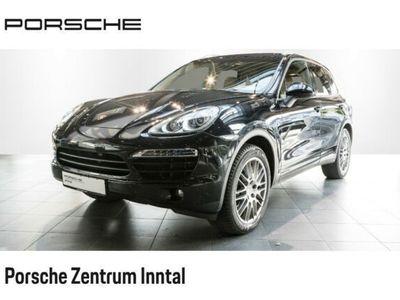 gebraucht Porsche Cayenne Diesel | 20-Zoll RS Spyder Design |