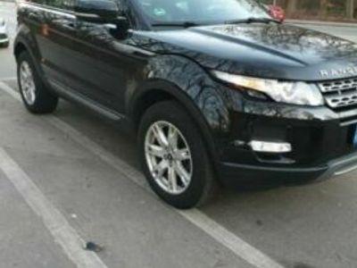 gebraucht Land Rover Range Rover evoque eD4 Dynamic