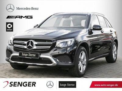 gebraucht Mercedes GLC250 d 4M *Exclusive*Panorama*Comand*AHK*LED*