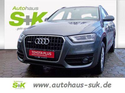 gebraucht Audi Q3 2,0L TFSI QUATTRO *SZH* *EPH*