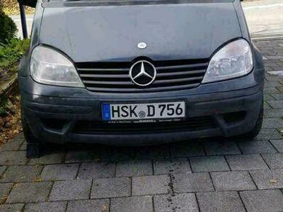 gebraucht Mercedes Vaneo Mercedes