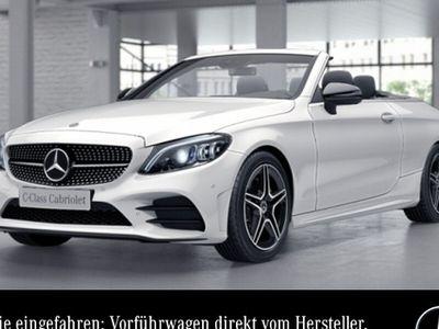 gebraucht Mercedes C200 Cab. AMG Sportpak ILS LED Night Airscarf PTS