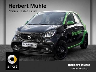 gebraucht Smart ForFour Electric Drive Cool u. Media Pano.