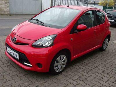 gebraucht Toyota Aygo Klimaanlage Radio Servo