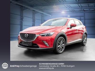 gebraucht Mazda CX-3 AWD Sports-Line Navi HuD