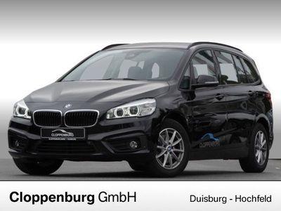 gebraucht BMW 218 Gran Tourer d Advantage 7-SITZER NAVI LED TEMPOMAT