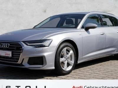 gebraucht Audi A6 45 TDI Avant Sport quattro Navi VirtualCockpit 360