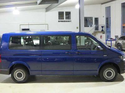 gebraucht VW Transporter T6TDI2.0 Lang EU6 8 Si Climatic