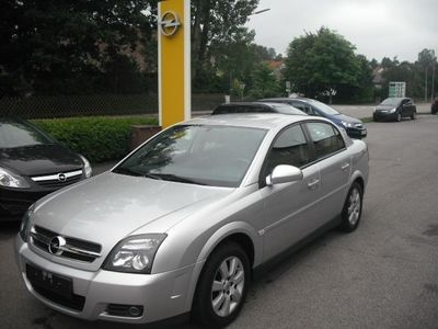 gebraucht Opel Vectra 2.0 Turbo Design Edition