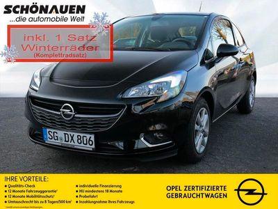 gebraucht Opel Corsa 1.4T S/S C-Edition+PDC+S/LHZ+KLIM+MLC+LED+