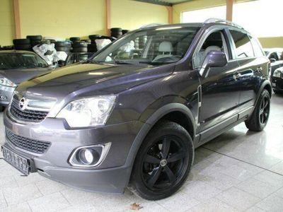 gebraucht Opel Antara Cosmo 4x4*LEDER*NAVI*1.HAND*8-FACH ALU*