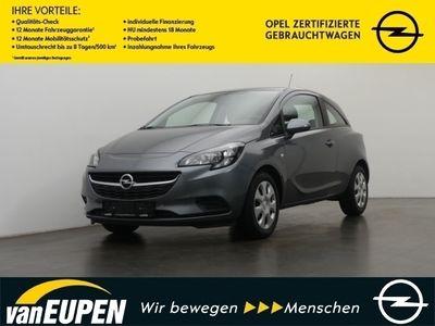 gebraucht Opel Corsa E Edition - PDC,Klima,IntelliLink,USB,Bluetooth,BC
