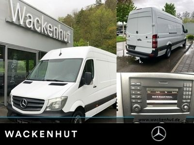 gebraucht Mercedes Sprinter 316 CDI 4325 HD Klima, Navi, Temp,Sitzh R-CD
