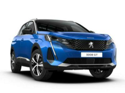 gebraucht Peugeot 3008 1.5 BHDi 130 Aut GT FL FullLED Nav in Kehl