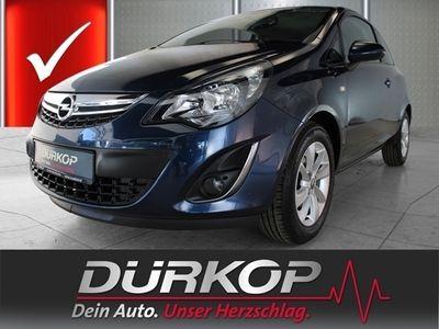 gebraucht Opel Corsa D 1.2 Energy CD-MP3/Klima/Tempomat/Zentral