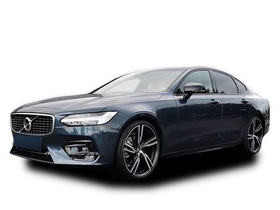 gebraucht Volvo S90 T6 AWD Geartronic R Design B6W Standhzg. Pano