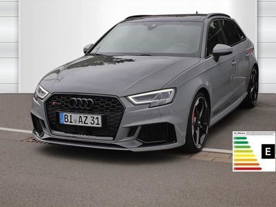 gebraucht Audi RS3 Sportback MATRIX RAUTE PANO RS ANLAGE NAVI P