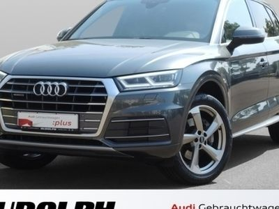 gebraucht Audi Q5 sport 2.0 TDI S-tronic S-Line LED NAVI AHK