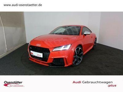 used Audi TT RS 2,5 TFSI qu/Matrix-LED/OLED/B&O/Sport-Abga