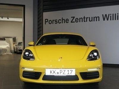 käytetty Porsche 718 Cayman