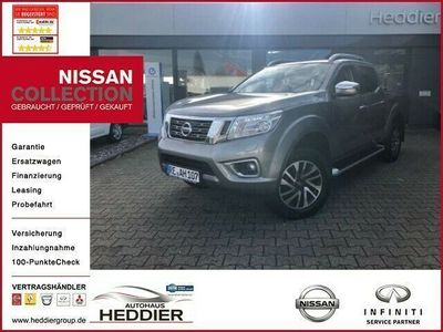 gebraucht Nissan Navara NP Pick-up Tekna DC*BT*360° Kamera*AT*4x4