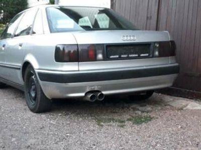 gebraucht Audi 80 b4 2,3 NG 5 Zylinder tausch gegen t4