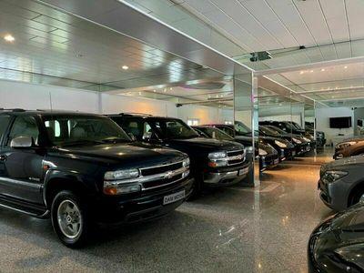 gebraucht Chevrolet Tahoe 5.3 V8 4x4 Premium LPG-GAS 7Sitze/Navi