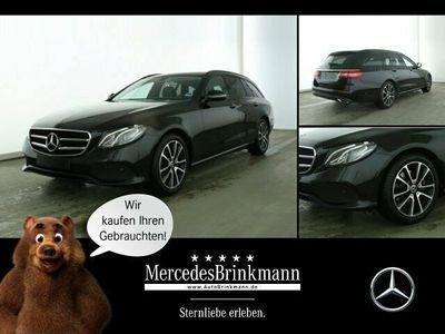 gebraucht Mercedes E200 T-Modell AVANTGARDE/NIGHT/LED/NAVI/KAMERA