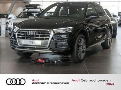 gebraucht Audi Q5 40 TDI quat. S-Tronic Sport VC Panorama Navi