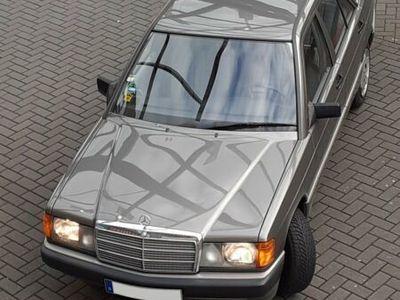 gebraucht Mercedes 190 1.8 - gepflegtes Rentnerfahrzeug -