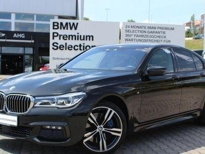 gebraucht BMW 750 d xDrive M Sportpaket ACC Standheizung u.v.m.