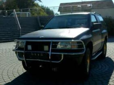 gebraucht Opel Frontera Sport 2.0i