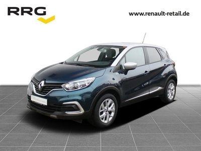 gebraucht Renault Captur LIMITED DELUXE dCi 90 Sitzheizung, Naviga