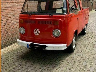 gebraucht VW T2 VWDoka Restauriert H-Zulassung und TüV...