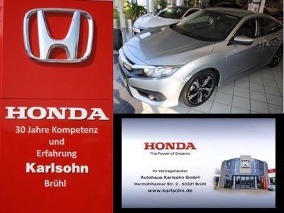 gebraucht Honda Civic 1.5 i-VTEC Turbo CVT Elegance, Navigation