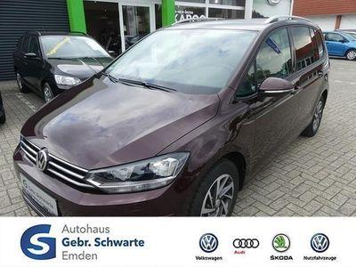 gebraucht VW Touran 1,2l TSI Sound ACC Parkpilot Navi