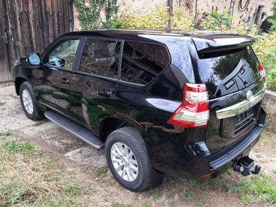 gebraucht Toyota Land Cruiser 2.8 D-4D EXECUTIVE AUTOM. NAVI XENON LEDER AHK TOP