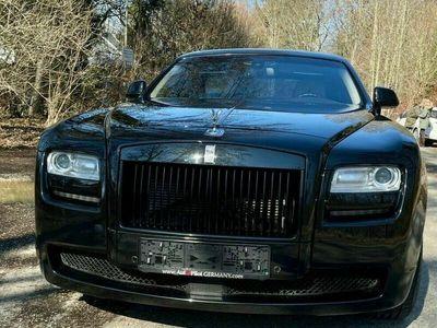 gebraucht Rolls Royce Ghost 6.6l V12 Inspection und Service neu