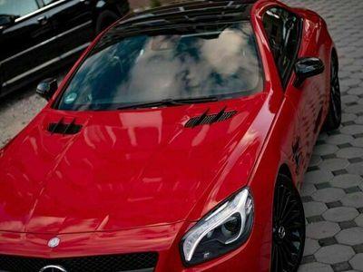 gebraucht Mercedes SL500 Mercedes Benz