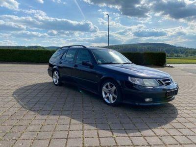 gebraucht Saab 9-5 Kombi 2.3 Turbo Aero