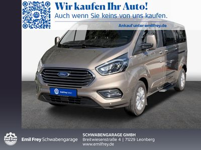 gebraucht Ford Custom Tourneo320 L2H1 Autm. Titanium *ACC *NAVI