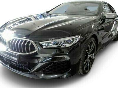 gebraucht BMW M850 xDrive Gran Coupe Steptronic Navi Leder Glasdach LED Scheinwerfer Bluetooth