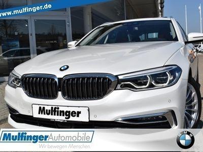 gebraucht BMW 530 d T.SpA.Leder DrvAs+ACC ParkAss+SurView PanoD