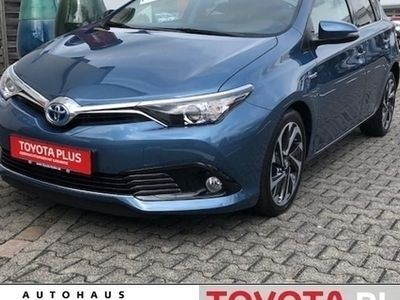 gebraucht Toyota Auris 1.8 VVT-i Hybrid Design Edition-Navi/SH/PDC