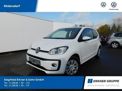 gebraucht VW up! move 1,0 l 44 kW (60 PS) 5-Gang